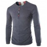 MENS WOOLEN T -SHIRT